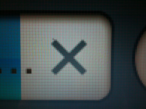 2 pixel grid in Photoshop
